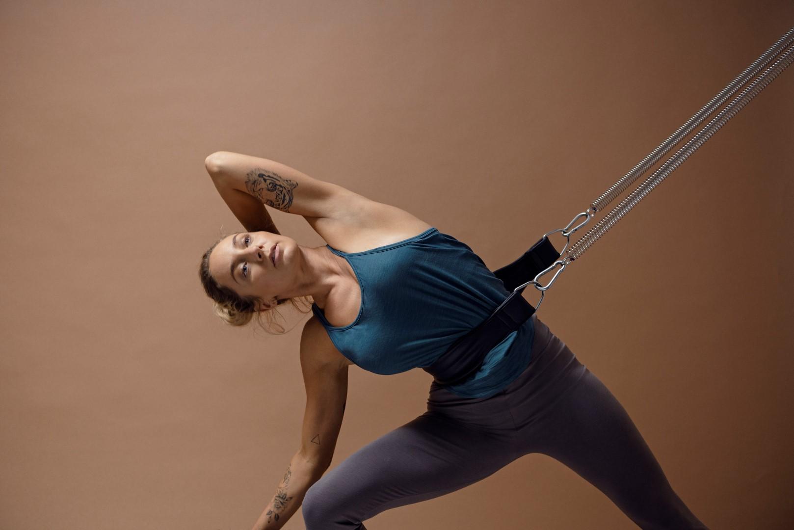 Garuda träning